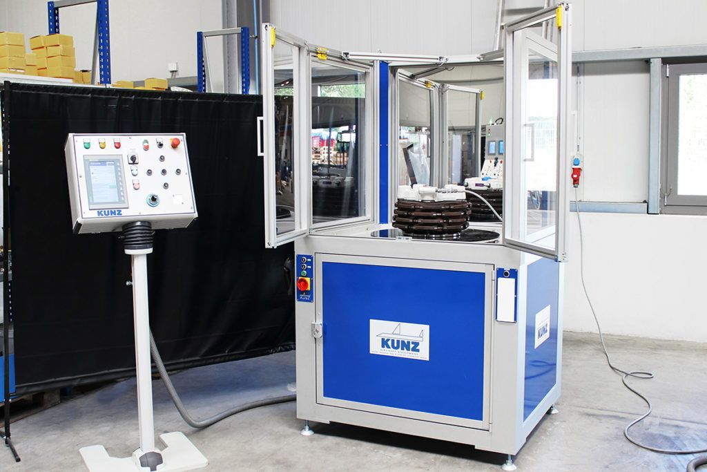 BTS, Brake, Testing, skydrol, hydraulic, test bench, leakage test, KUNZ